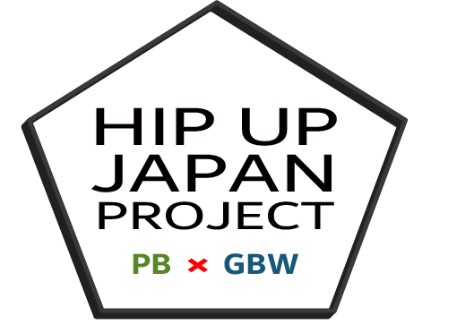 Hip Up Japan Project